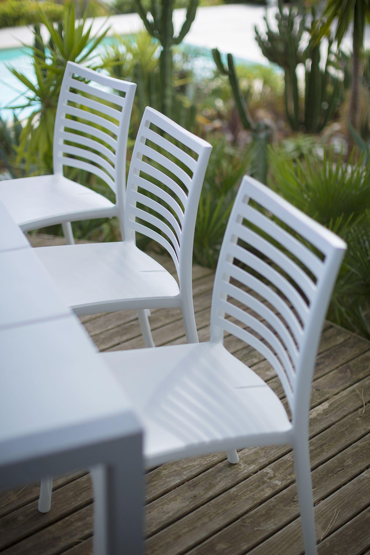 Douceur des lignes pour un mobilier de jardin chic et ...
