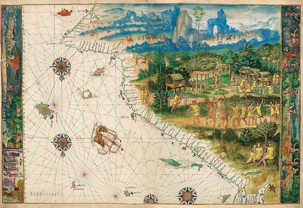 Rare books Eastern coast of Australia Nowadays