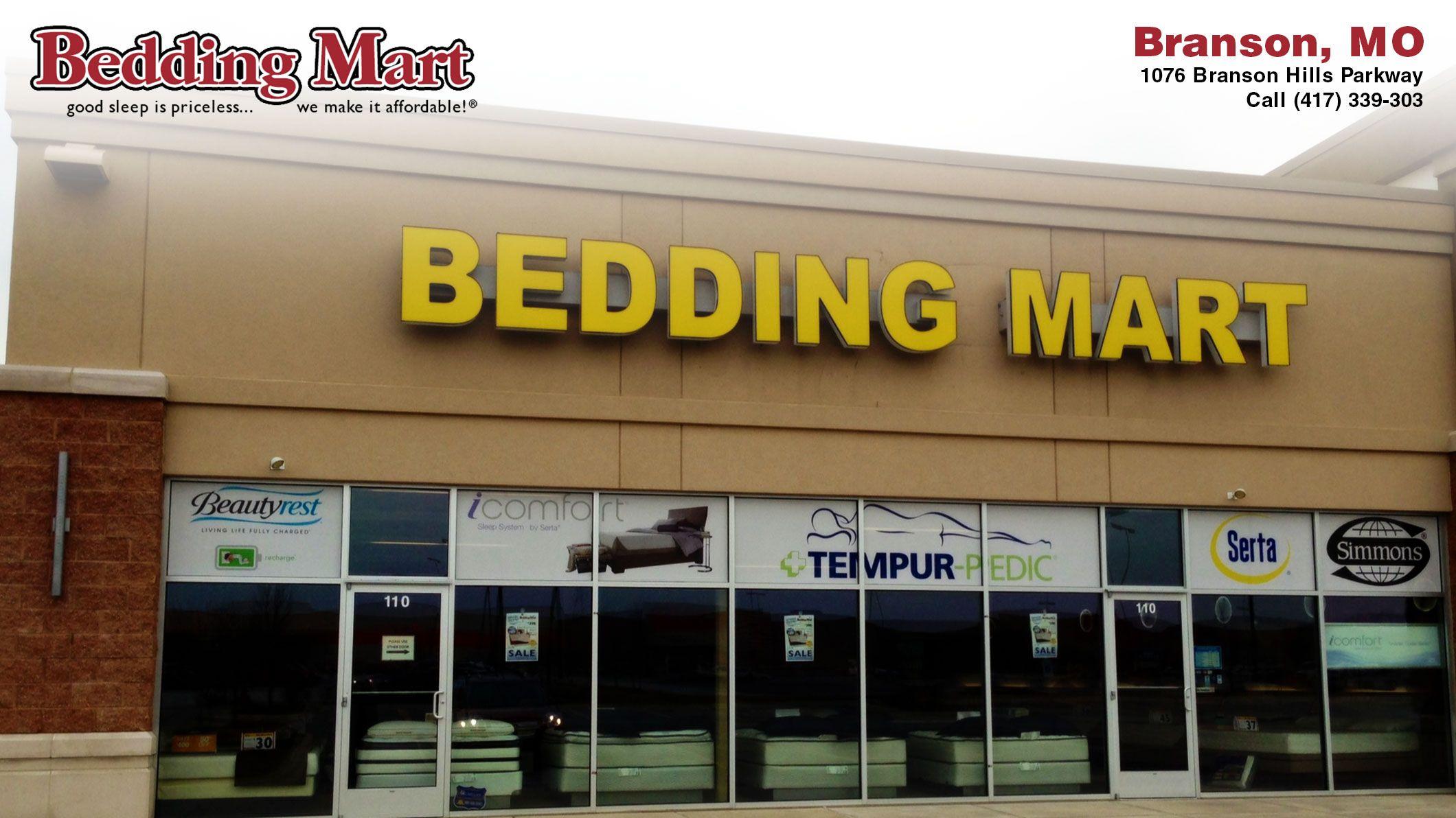 Http Thebeddingmart Com Locations 1 Branson Missouri Html