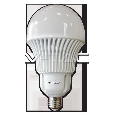 Lampadina LED 30W E27 A120 Alluminio Bianco naturale SKU