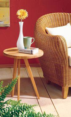 beistelltisch bauen tische st hle. Black Bedroom Furniture Sets. Home Design Ideas