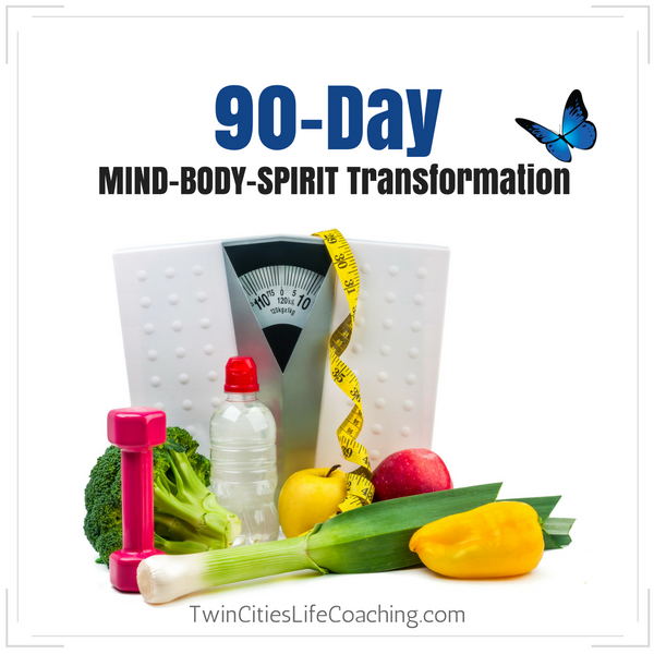 90 Days from now, You are either going to be BLOWN AWAY by how much you've improved or you're going to regret not having done your BEST.  Are you ready for a change?  Put yourself first in your own life and sign up for a 90-Day Transformation!  Call Linda at 651-731-9191 to set up a FREE 30-minute discovery session