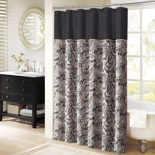 Madison Park Aubrey Shower Curtain - Overstock™ Shopping - Great ...