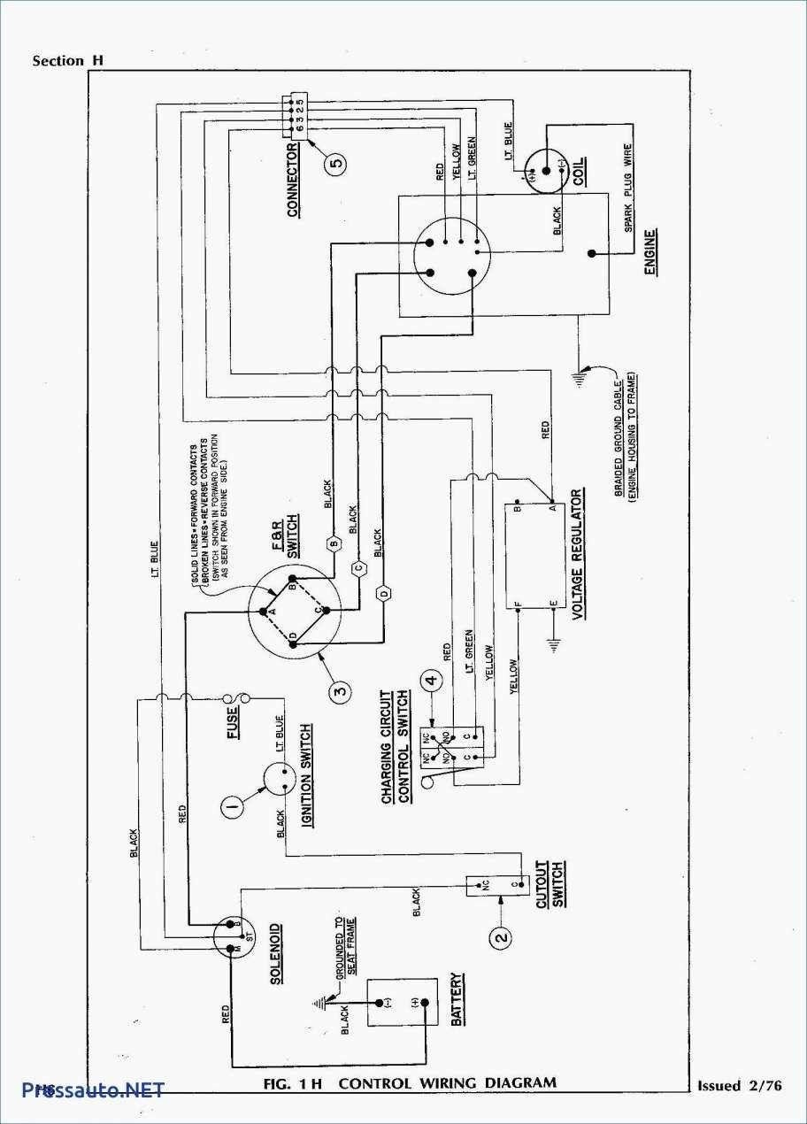 gas club car ignition switch wiring diagram