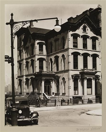 The Cornell Mansion Columbia Heights Ny 1936 New York Pictures Ny Tours Columbia Heights