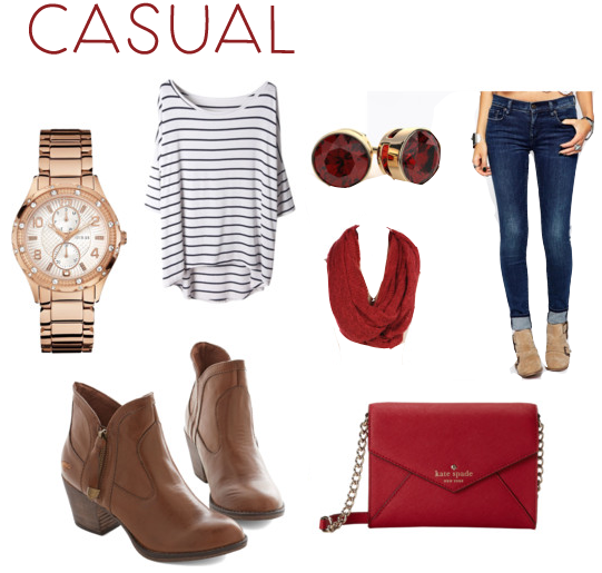 stunning casual valentines day outfit ideas
