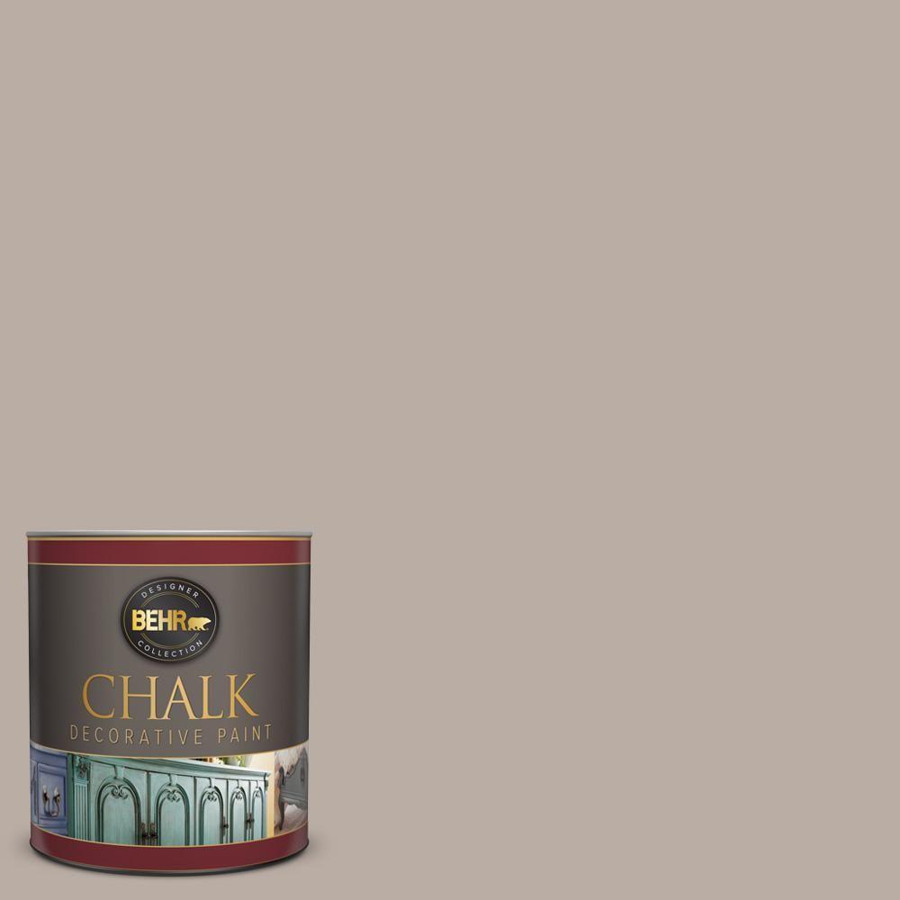 Behr 1 Qt Bcp41 Pale Sepia Interior Chalk Decorative Paint