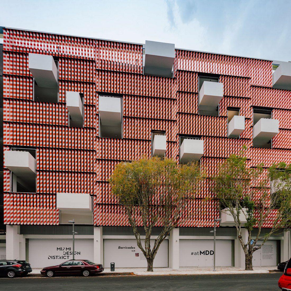 Barricades By K R Miami Museum Garage Photograph By Miguel De Guzman Imagen Subliminal Miami Design Design District Design
