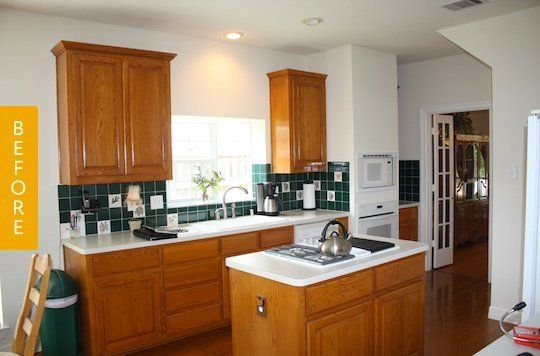Before & After: A Designer's Own Kitchen — The Kitchn