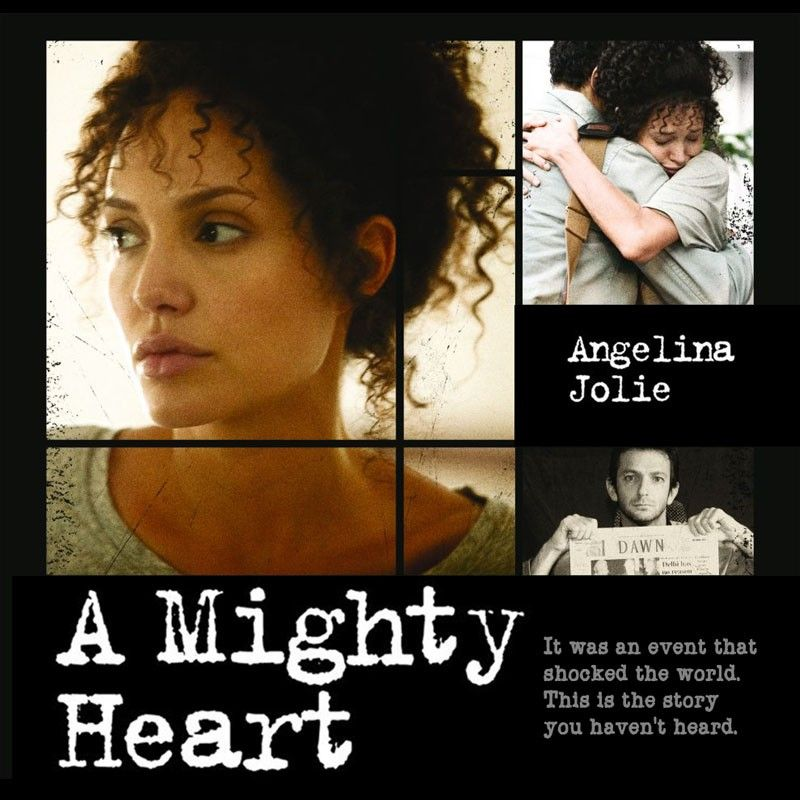 A Mighty Heart Jpg 800 800 Angelina Jolie Movies Angelina