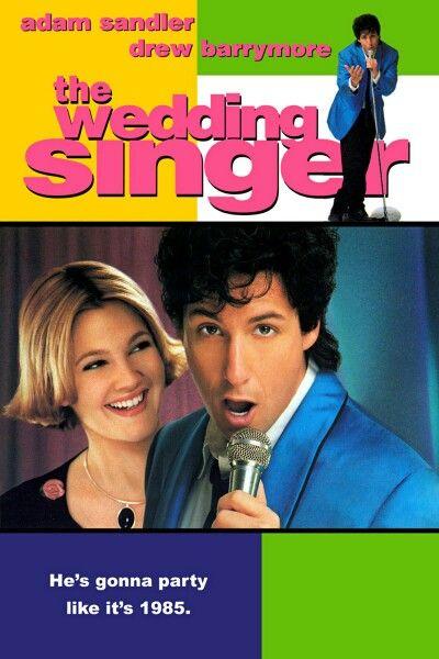 The Wedding Singer One Of My Favorite Movies Of All Time Such A Great Funny Movie Con Imagenes Peliculas Online Gratis Peliculas Peliculas En Cartelera