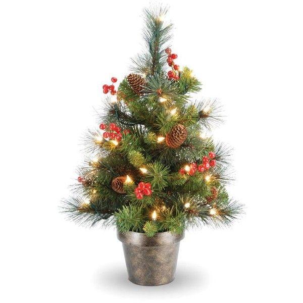 Small Christmas Tree Christmas Trees  Decor Pinterest - how to decorate a small christmas tree