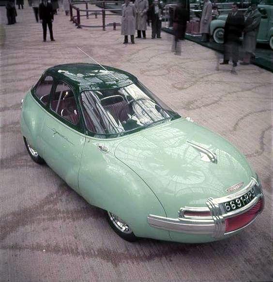 Concept Cars, Citroen Concept