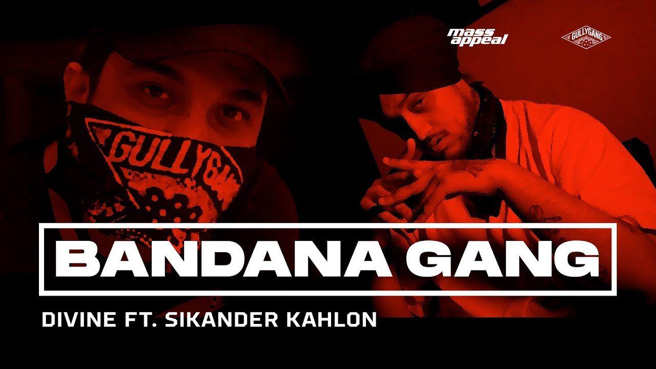 Divine Bandana Gang Lyrics Sikander Kahlon Lyricswithpj In 2020 Rap Songs Latest Rap Songs Rap Lyrics