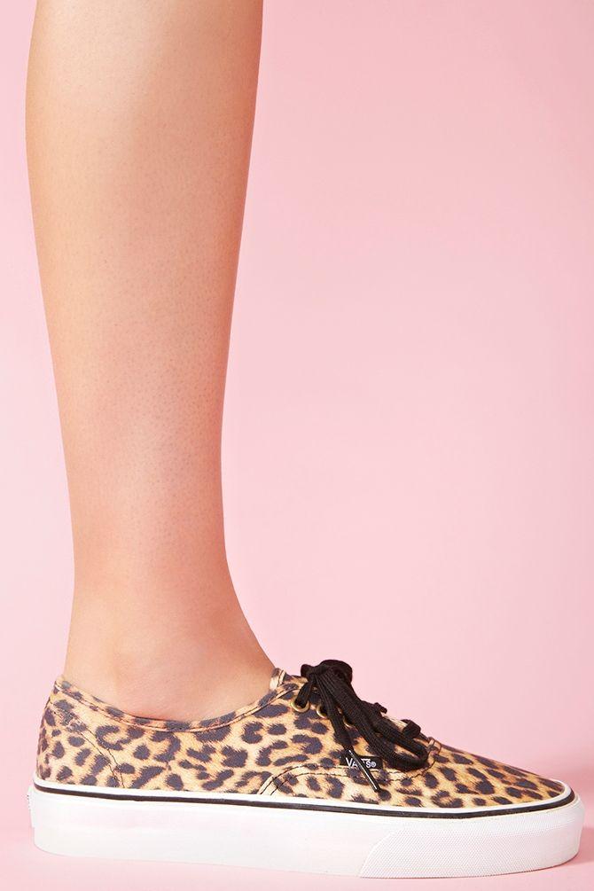 vans leopard print platform nz