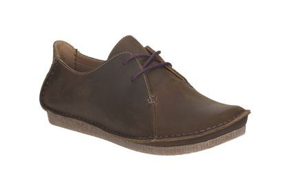 Clarks Janey Mae - Beeswax - Womens Casual Shoes | Clarks