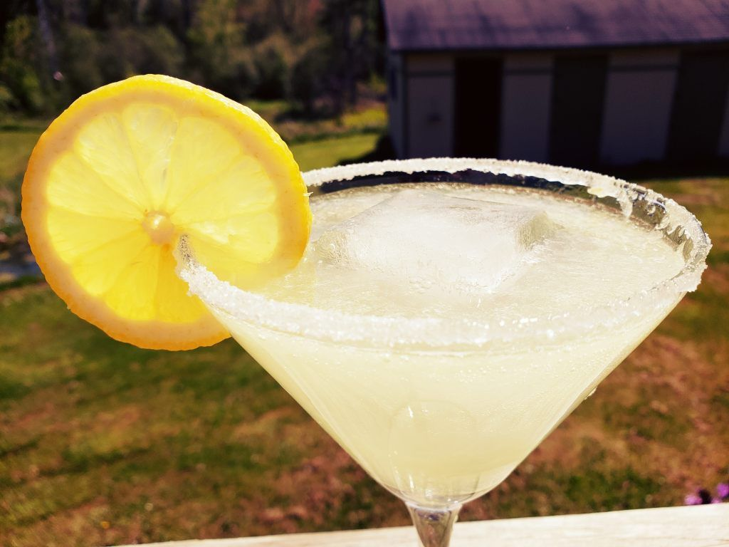 Fresh squeezed lemon drop recipe in 2020 with images