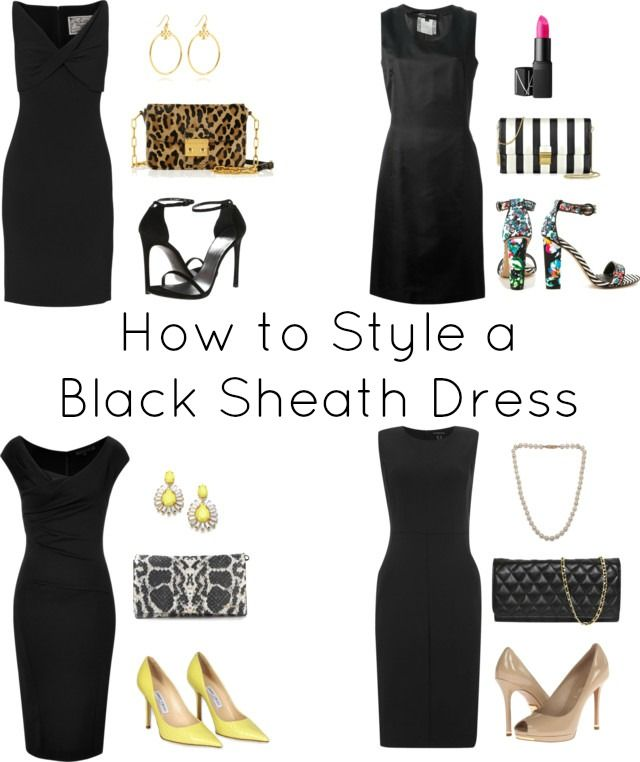 Pin On Lbd Black Dress