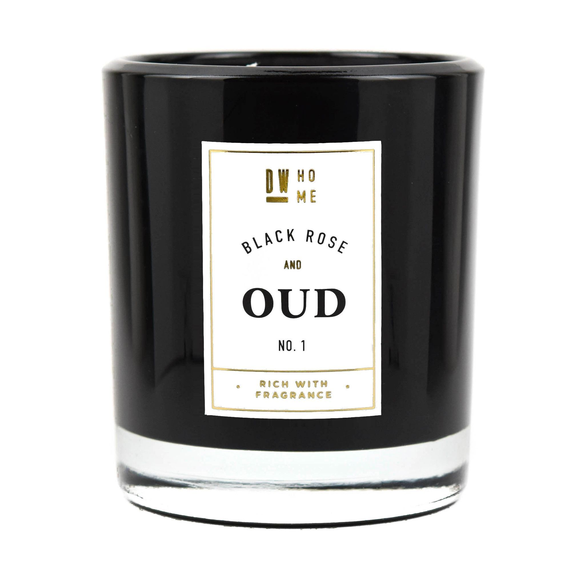 Black Rose And Oud Dw Home Scented Candles Dwe5000 With Images