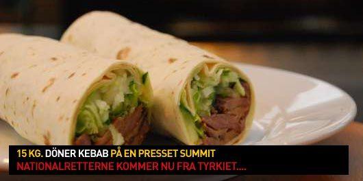 Döner-kebab - en gammel tyrkisk tradition