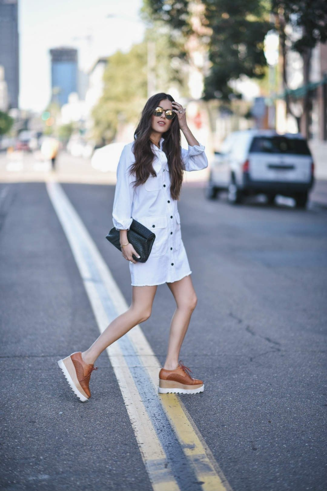070410bf5fc09 Pin by Zay on Platform Brogue Slay in 2019 | Fashion outfits, Cute ...
