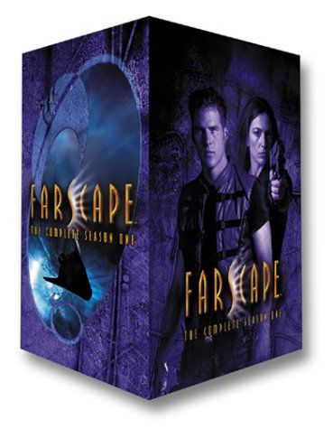 As good as first time through, when watching with the kids. Farscape - The Complete First Season.