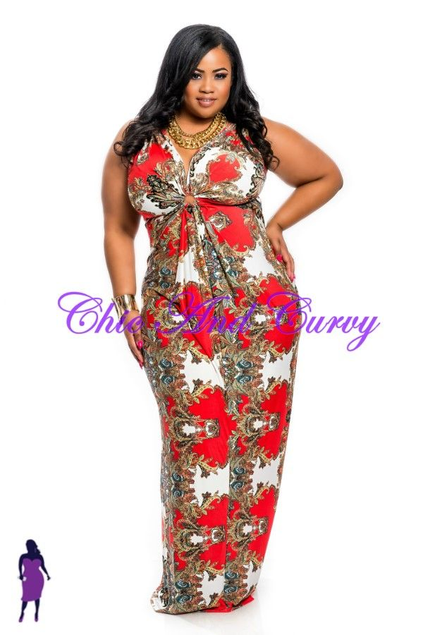 New Plus Size Long Maxi Dress with Center Hole in Orange and White Paisley Print  available at: http://www.chicandcurvy.com/dresses/product/9879-new-plus-size-long-maxi-dress-with-center-hole-in-orange-and-white-paisley-print-1x-2x-3x  Model: Janna Plus Model Photographer: Lesley Pedraza Photography MUA: Make Me Blush-Makeup by Jillian Bianca Hair: Tiffany Brooks