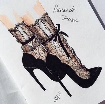 Photo of 42+ best ideas for fashion illustration sketches inspiration haute couture