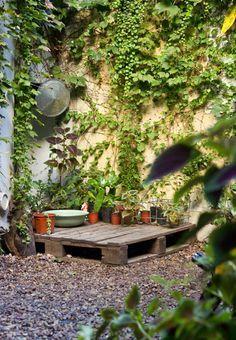 Interiores 112 Dos Amigas Y Una Enredadera Casa Chaucha Patio Y Jardin Enredaderas