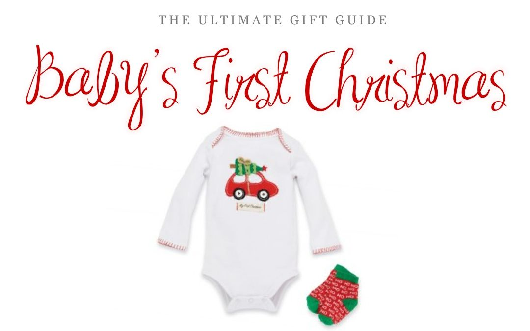 d79f309af804 What to buy for baby s first Christmas! Adorable and unique gifts for the  new baby in your family!