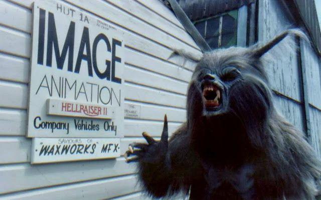 Behind the scenes of Waxwork (1988)