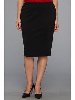 Kiyonna Curvy Pencil Skirt