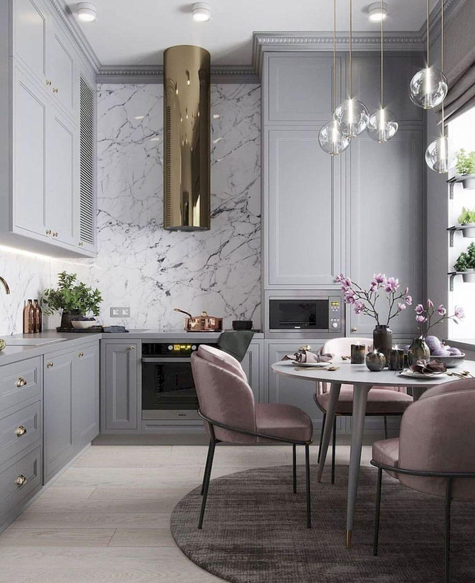 Dreamiest Scandinavian Dining Room Design Ideas (34