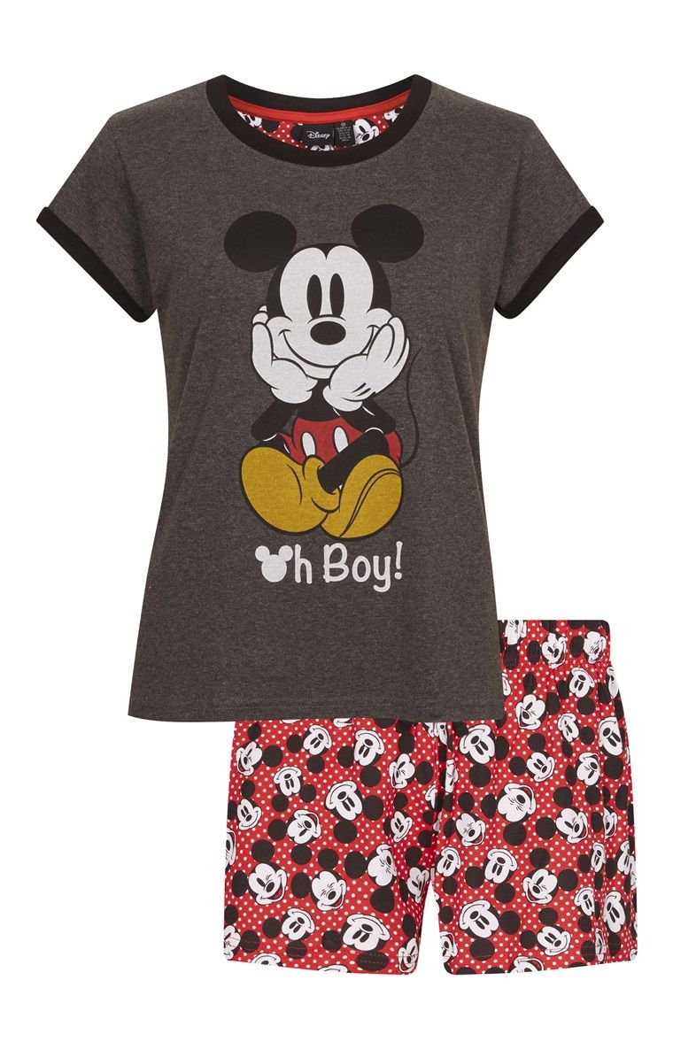 a11bed63ec Primark - Pyjama Mickey Mouse