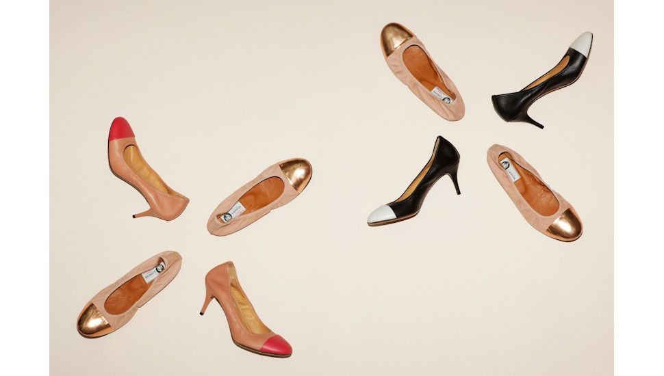 SS12 WOMENS SHOES:  LANVIN