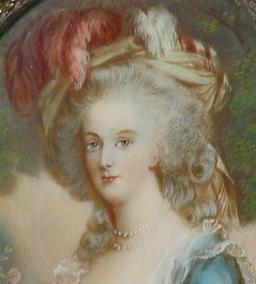 Marie Antoinette's Face Mask Recipe