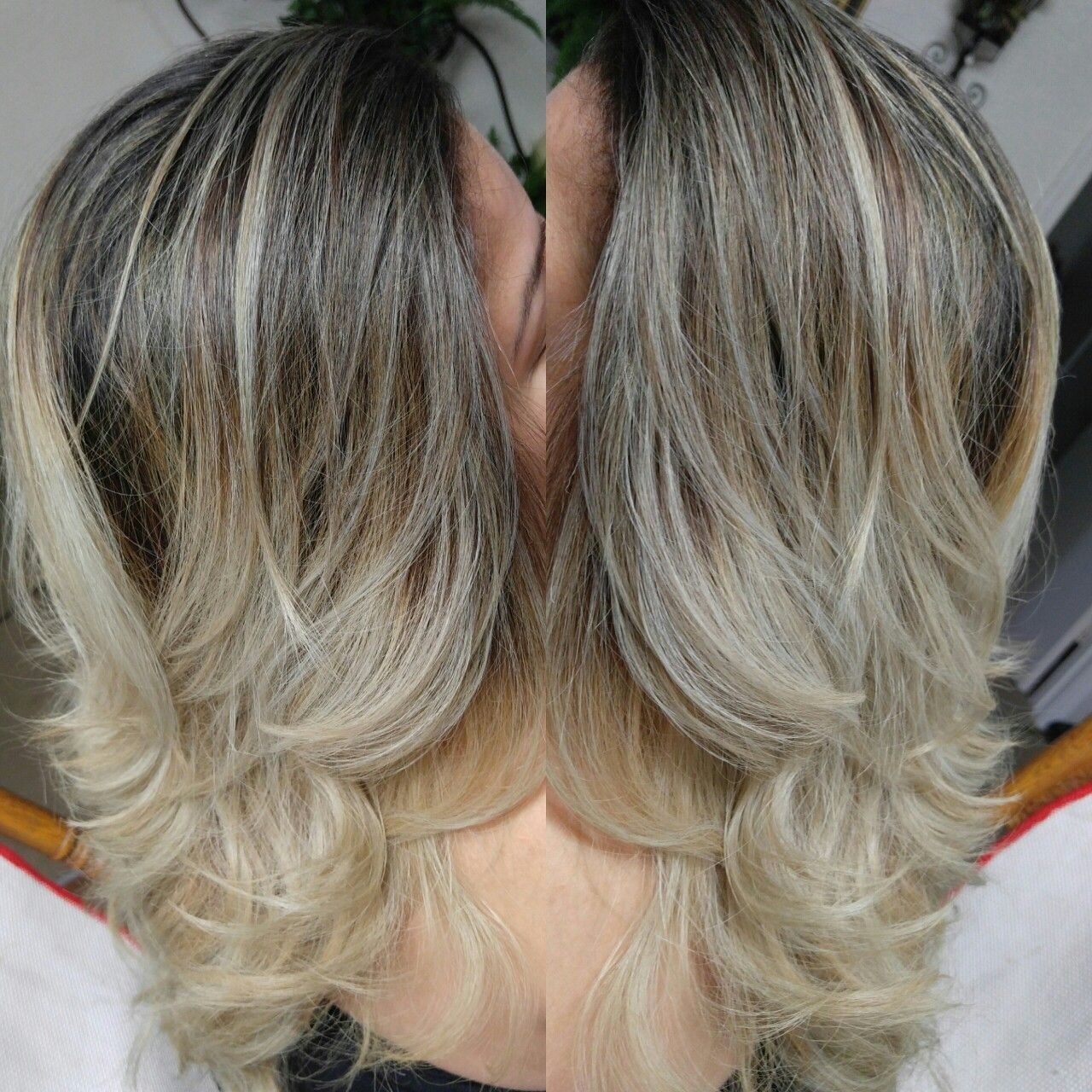 #summerhair #bayalage #violetash #btcpics #behindthechair #modernsalon #bayalage #ombre #hairstyles #summerhair #haircolor #haircolour #modernsalon #olaplex #btcpics #styleshopconnect #affinage #longhair  #longhairdontcare #lgv10photography #affinageusa #affinageaustralia #affinagecolor #trycoloredge #tressedtoimpress #couturecuts #sunkissedhighlights #sunkissedhair #licensedtocreate #blondehurr #hudabeauty #cosmoprofbeauty @cosmoprofbeauty #apassionforhair #matrixhair