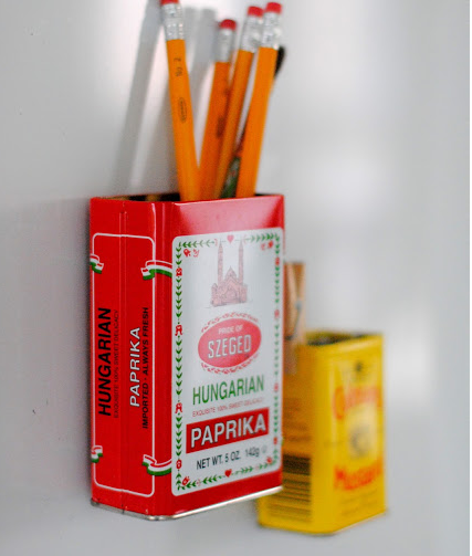 Spice Tins To Magnetic Storage Containers In Just One Simple Step By A  Pretty Cool Life