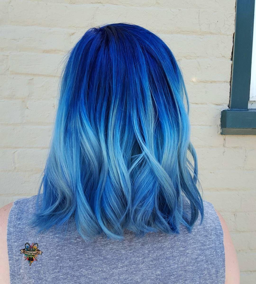 Синие цвета приор