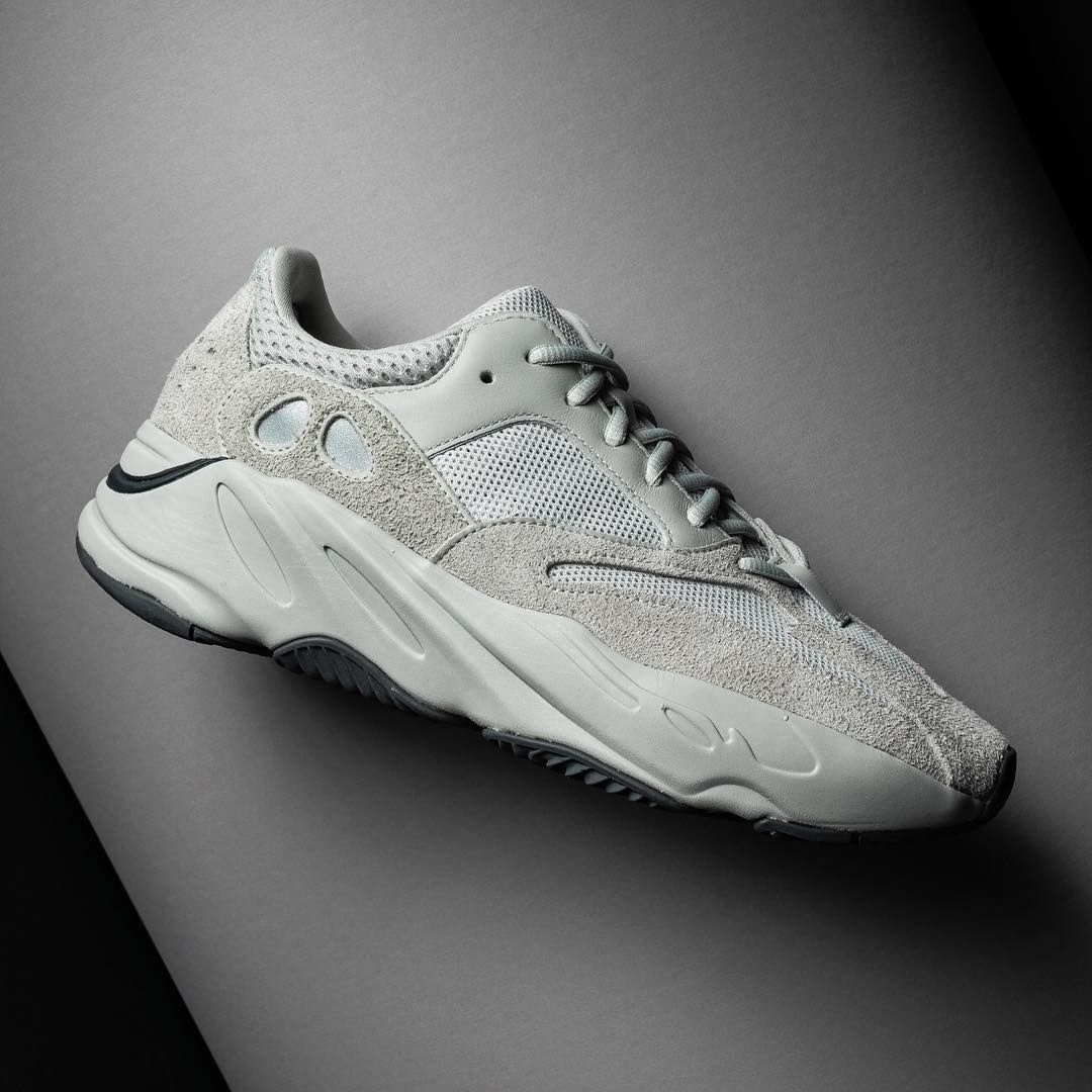 dd28e6c9f7116 The all-new adidas Yeezy Boost 700 Salt is the latest colorway of the  chunky runner by Kanye West, featur...-#shoes