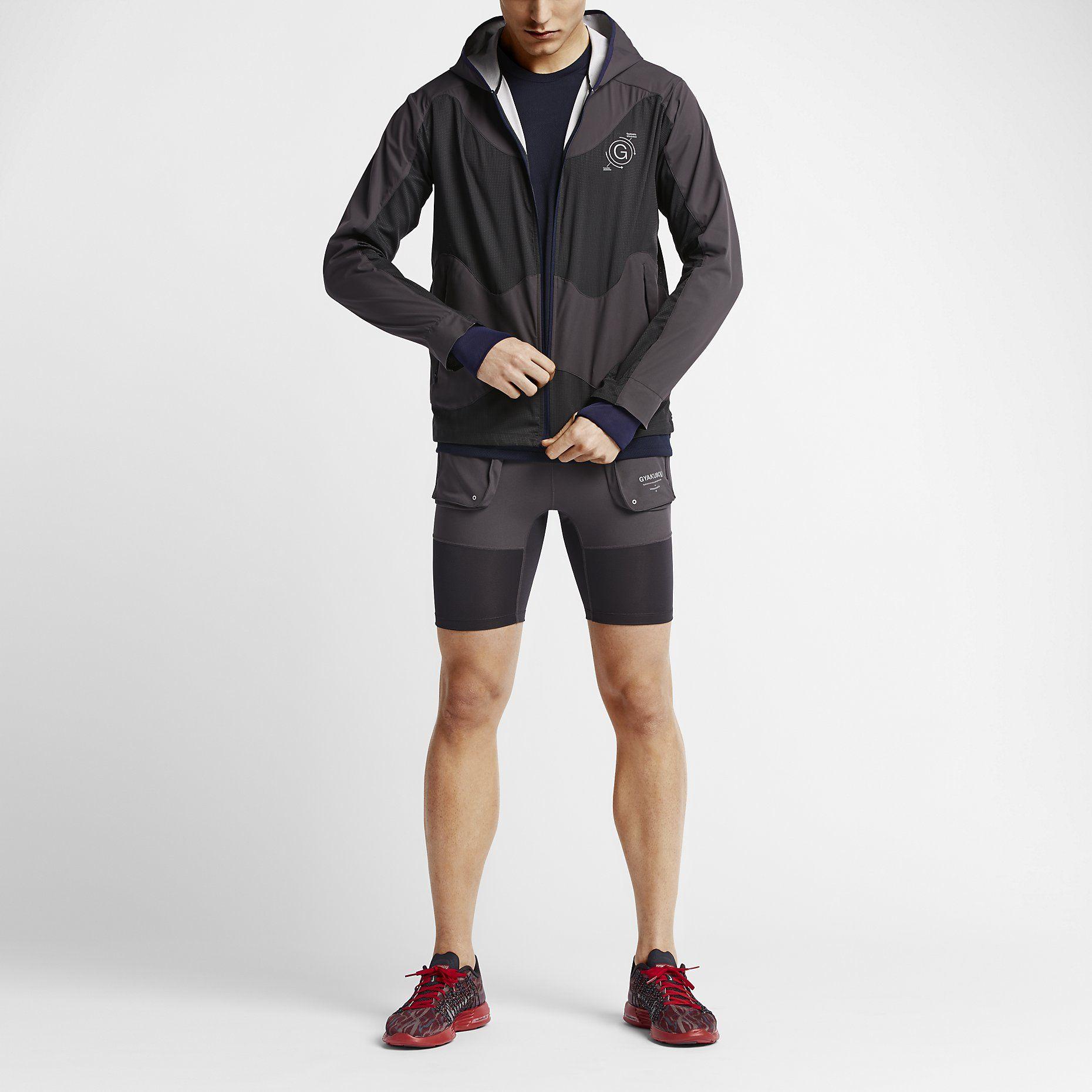 Veste de running homme nike