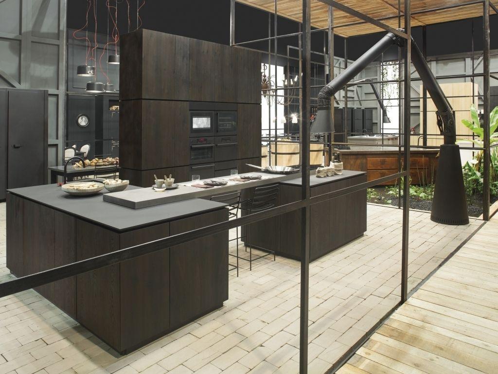 Natural skin kche mit kcheninsel minacciolo design silvio küche