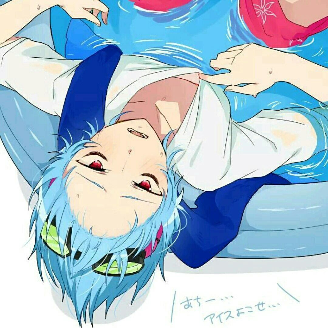 Kuro (Sleepy Ash) Imagenes 1 Anime, Ma cà rồng