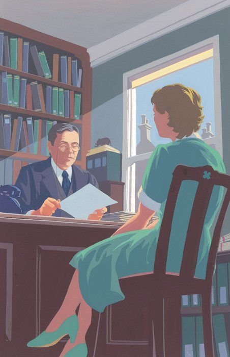 Guess the Book! Folio editions of Agatha Christie's Miss Marple Novels  illustrations by Andrew Davidson. 12189faa6db8