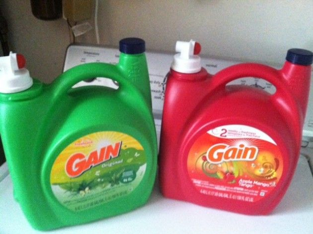Laundry Detergent And Sodium Hypochlorite Bleaching Agents Also