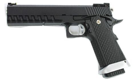 Kj Works Kp 06 1911 Hi Capa Blowback Airsoft Pistol