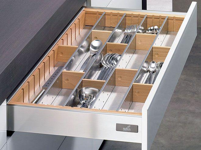 Cajones para cocina buscar con google dise o cocina - Cajones para cocinas ...