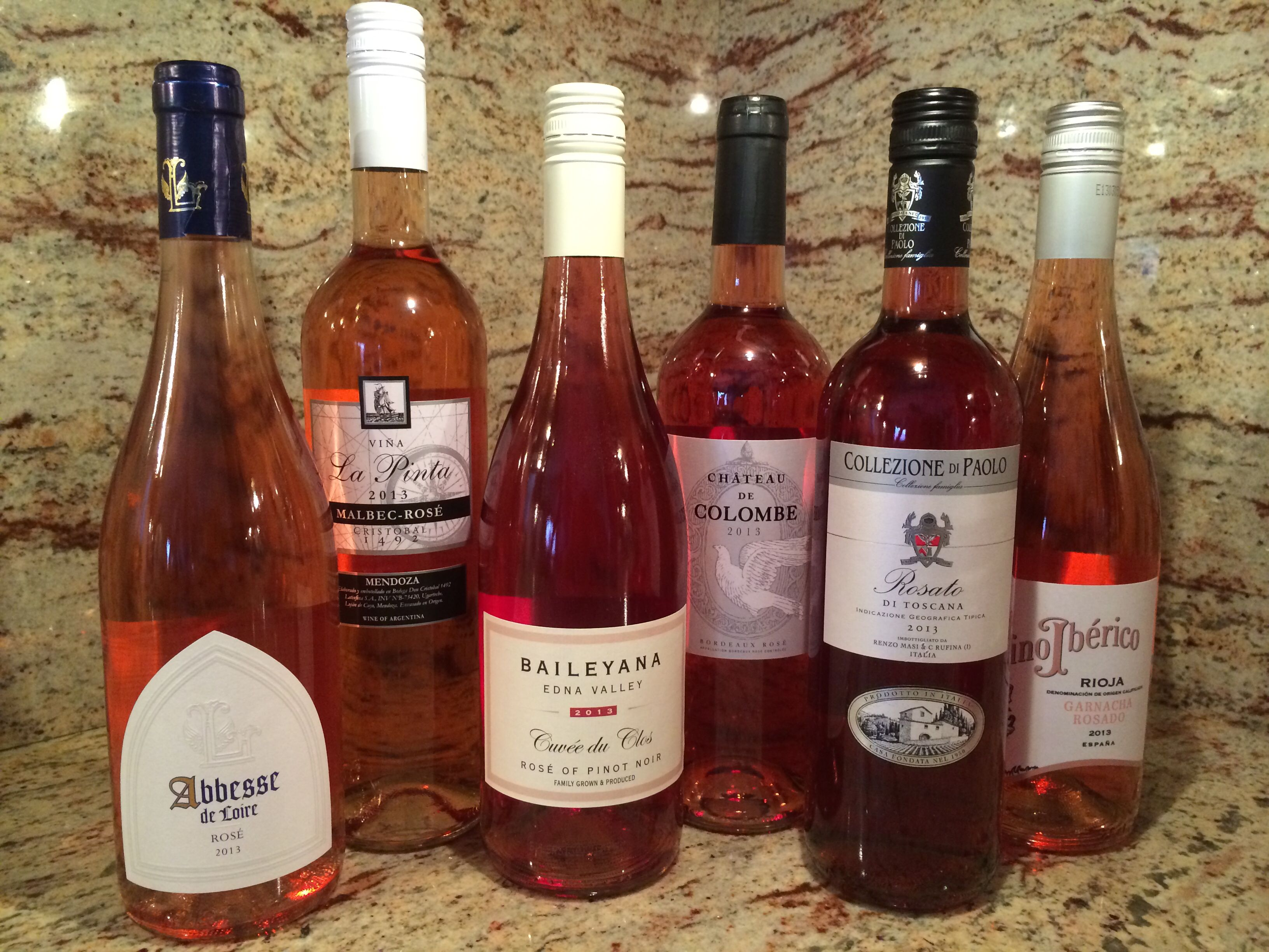 Rose Wines From Laithwaites Wine Bottle Malbec Rose Wine