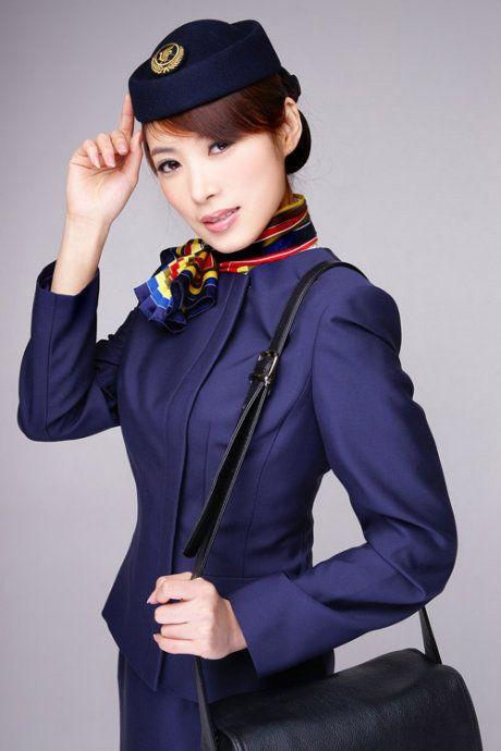 Air China cabin crew