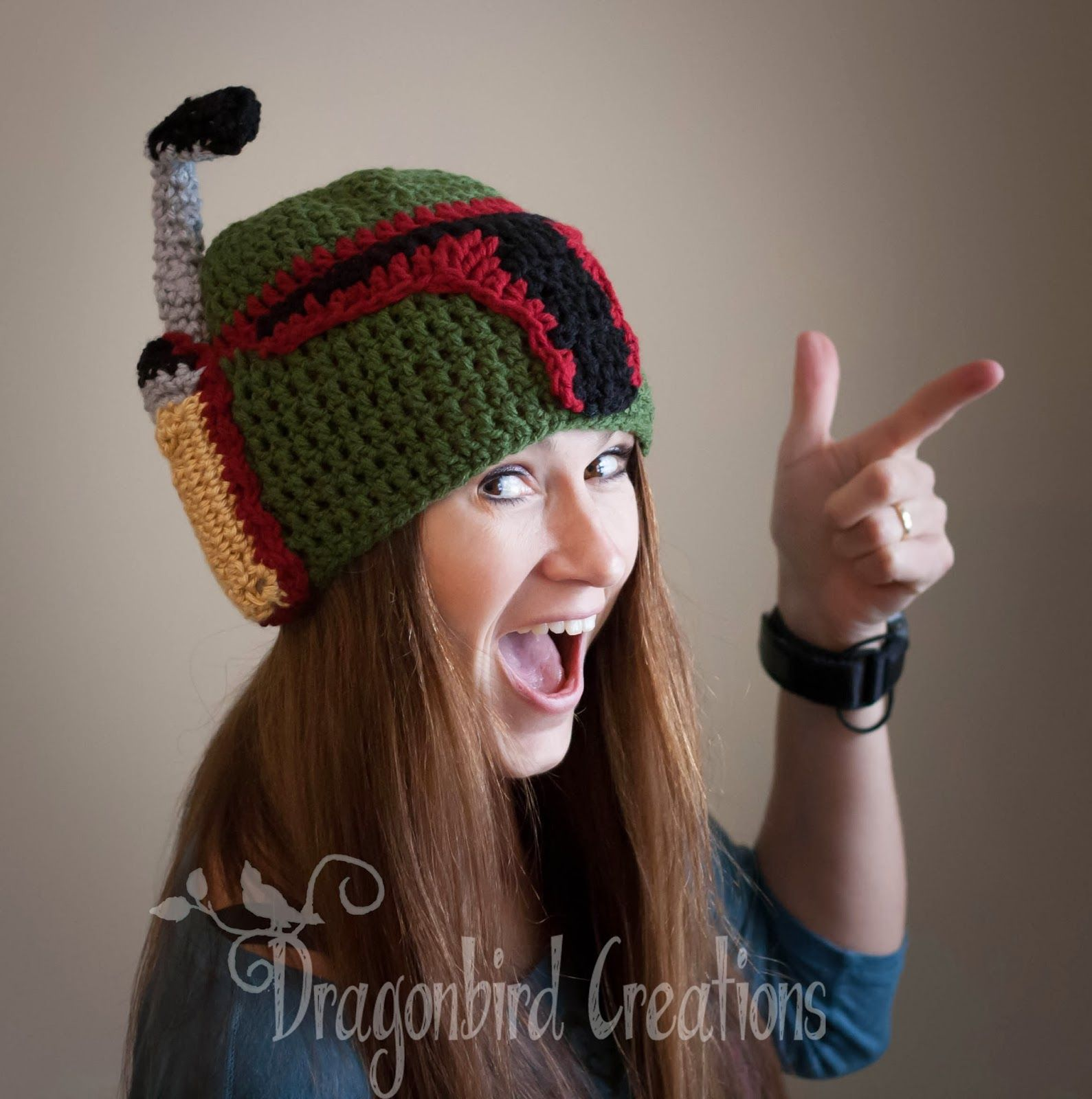 Free Crochet Pattern for this Star Wars inspired Malendorian Helmet ...